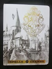 """Harry Potter Hogwarts Spells & Charms """" Hard Cover """"Diary. A3"""