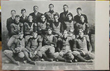 c1910 Champion Football Team George Jr Republic Freeville New York postcard view