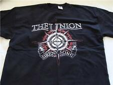 T Shirt The Union : Siren's Song UK Tour 2011 Black Size XL