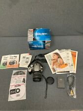 Canon EOS Rebel XS silver EF-S 18-55mm  Lens Kit Used Camera  Bundle