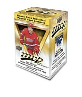 2019/20 Upper Deck MVP Hockey EXCLUSIVE HUGE 21 Pack Factory Sealed Blaster Box