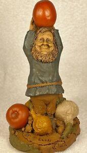 LUIGI-R 1991~Tom Clark Gnome~Cairn Studio Item #5159~Edition #33~w/COA & Story