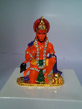 Idol/deity of Hanuman ji for Car Dashboard, For Ofice-desk, For  Shops, Homes