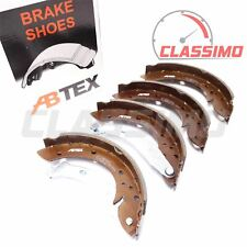 Rear Brake Shoes for CITROEN BERLINGO + PEUGEOT PARTNER - rear drums - 1996-2008