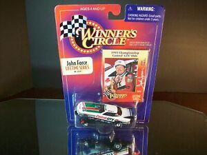 John Force Castrol GTX NHRA Funy Car Oldsmobile LifeTime Series #3 Championship