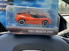 Hot Wheels Speed Machines Tesla Roadster Sport