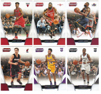 2016-17 Panini Threads Basketball - Base and RC Cards - Choose Card #'s 1-200