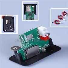 5V MP3 usb sans perte tf MP3 decoder board with remote controller pour amplificateur