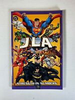 JLA Justice League of America Strength in Numbers Graphic Novel