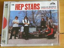 2 CD The HEP STARS Cadillac Madness 40 years 40 hits (feat Benny Andersson ABBA)