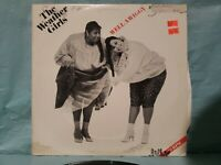 "THE WEATHER GIRLS - WELL-A-WIGGY - 12"" VINYL SINGLE"