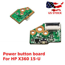 NEW Power button board for HP X360 774599-001 15-U 15-u001xx 15-u002xx 15-u010dx
