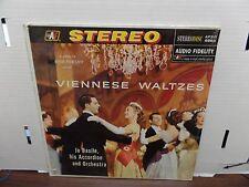 Jo Basile Viennese Waltzes AFSD-5868 33rpm 081516DBE