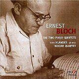 LN= Piano Quintets 1 & 2 Ernest Blach Ivan Klansky