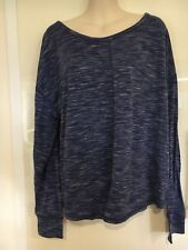 NWT Target Open Back Blue Sports Top With Thumb Holes Size 14 (originally $29)