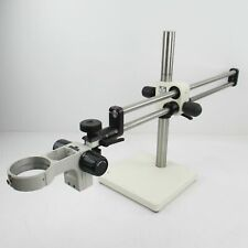 Diagnostic Instruments Microscope Boom Stand With 30 Arm Amp 76mm Focus Carrier
