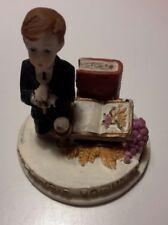 Figura tarta de Primera Comunión Adorno torta
