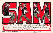 R335338 523. Sam. E. B. and E. 1906