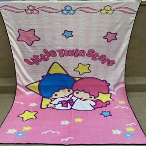 little twin star soft Blanket Throw Blankets nap bed quilt 150X200CM model