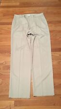 """New Russell Men's 38"""" Modified Style Khaki Work Pants With Pockets"""