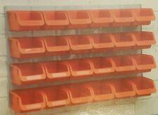 Sealey kleinteil Regal Plastik Container Lagerbehälter Schubladen Boxen Kästen