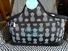 Initials Inc. Chill Tote / Picnic Bag With We are Family print  New