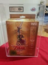 The Legend of Zelda Skyward Sword, Limited Edition PACK Nintendo Wii GRADE 85+NM