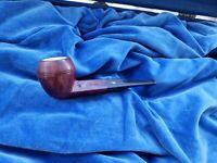NEVER SMOKED Antique AFRICA TANGANYIKA Meerschaum Lined KIKO #73 RARE VIRGIN