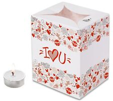 """I LOVE YOU"" CANDLE BAGS - 5 Pack"