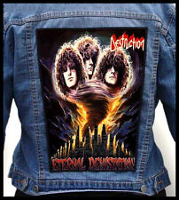 DESTRUCTION - Eternal Devastation --- Giant Backpatch Back Patch