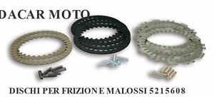 Discs For Clutch MALOSSI Yamaha Tmax 530 Ie 4T LC 2015- > (J409E) 5215608
