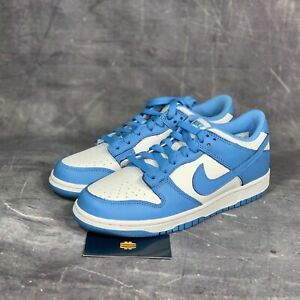 Nike Dunk Low Retro GS UNC University Blue CW1590-103 (Youth All Sizes)
