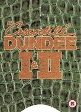 Crocodile Dundee 1 & 2 - UK Region 2 DVD Box Set - Paul Hogan / Linda Kozlowski