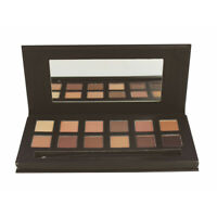 Technic Au Naturel Eyeshadow Palette - Eyes 12 Colour Brush Natural Nudes Blend