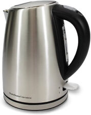 Electric Kettle Cordless 1.7-Liter Brushed Stainless Steel Auto Shut Off