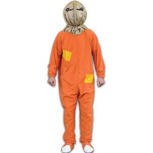 Authentic TRICK 'R TREAT Movie Sam Adult Costume NEW