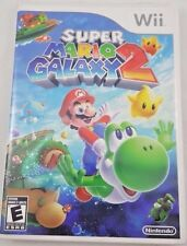 Super Mario Galaxy 2 for Nintendo Wii Brand New Factory Sealed 2010