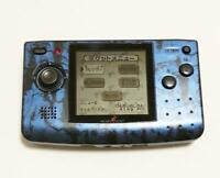 SNK Neo Geo Pocket Color Body Blue from jAPAN