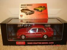 1:43 Peter Brock  HDT VC Commodore in Firethorn Red, Limited Edition of 300 Only