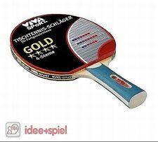 VivaSport TT / Tischtennis Schläger GOLD 4 Sterne f. Fortgeschrittene  Neu / Ovp