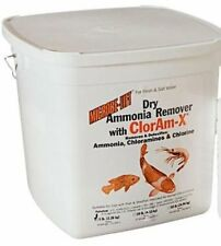 MICROBE LIFT DRY AMMONIA REMOVER WITH CLORAM-X 5 lb.