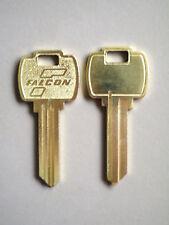 Falcon Original Key Blanks (2) - 6 Pin - FA3