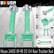 10sets x For Nissan 240SX 89-94 S13 95-98 S14 Rear Traction Rod GREEN wholesaler