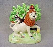 Beswick Staffordshire Lion Figurine 2093  Rare England Collectible