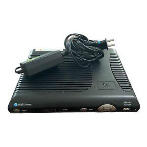 Cisco ISB7005 AT&T U-Verse TV Receiver Box with Power Cord no remote
