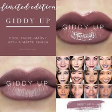 Giddy Up LIPSENSE New FULL SIZE Authentic Limited Edition Lip Color By SeneGence