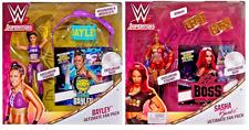 WWE WWF Mattel Superstars 'girl Fan Pack' Sasha Banks Wrestling Action Figure