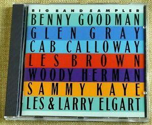 Various - CBS Big Band Sampler : 1990 CBS Records CD