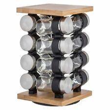 Davis & Waddell Romano 16-Piece Spice Jar Set with Rack