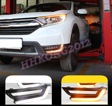 For Honda CRV CR-V 2017-2019 LED Daytime Running Light Front Fog Light 2 Color